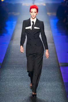 Jean Paul Gaultier at Paris Fashion Week Spring 2013 - StyleBistro