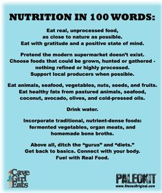 real food = real results Fit, Nutrition, Diet, Healthy Eating, Whole Foods, Real Foods, Healthi, Paleo, Back To Basics