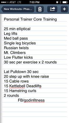 12/2/13 Core training