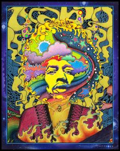 Are You Experienced???? One of the best electric acoustic guitarists of all time, feel blessed to have seen him in concert, back in the day!