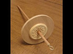 how to make a drop spindle