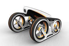 Drone-vertible! | Yanko Design