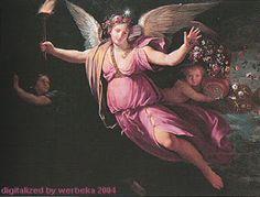 Lichtwege mit Orina Genia Nissenbaum alias Madame Zahmirah: Göttin Aurora und deine ganz persönliche Seelenene...
