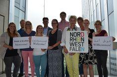 #DeinNRW heißt auch verfolgte Menschen herzlich willkommen! Tourismus NRW e.V. und wir Mitarbeiter stehen für ein weltoffenes und hilfsbereites Nordrhein-Westfalen - deshalb beteiligen wir uns bei der Aktion 1000malWillkommen!