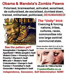 This Saturday the mass media world worships the mandela creation again, so we look at all the people who worked together to sell the lie to the masses and to build the atheist's Black Pope, th Winnie Mandela, Sa News, Poster Boys, Role Player, Get Educated, New World Order, Accusations, Guerrilla