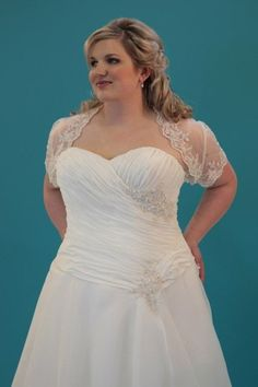 Resulted in a large influx of plus size wedding dresses and accessories which will mark this special occasion in your life in style and make it memorable.