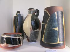 Richard Phethan Ceramic Shop, Contemporary Ceramics, British Museum, London, Mugs, Ceramic Store, Modern Ceramics, Tumblers, Mug