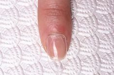 Take the nails off of the tape one at a time and press them onto your natural nail with the glue-side down, line-side facing out. Diy Manicure, Manicures, Perfect Nails, Natural Nails, The Fool, Bubbles, Polish, Paint, People
