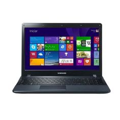 Notebook Samsung NP270E5J - XD1BR Ativ Book 2 15.6