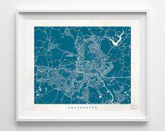 #Colchester #Essex #England #UnitedKingdom #UK #Print #Map #Poster #State #City #Street  #Map #Art #Decor #Town #Illustration #Room #WallArt #Customize #Bedroom #Livingroom #GiftIdea #Gift #Christmas #ChristmasGift #BirthdayGift #Birthday #Dorm #Country #Home #Decoration #Inkistprints