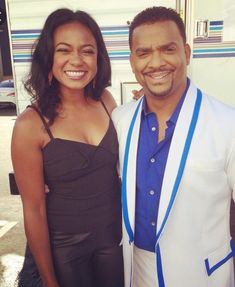 """85.8 mil Me gusta, 729 comentarios - Alfonso Ribeiro (@therealalfonsoribeiro) en Instagram: """"Happy Birthday to @tatyanaali my forever sister. You've grown up to be an incredible woman, mother…"""" Tatyana Ali, Alfonso Ribeiro, Ashley Banks, Brother From Another Mother, Fresh Prince, The Fresh, Hottest Photos, Hollywood, The Incredibles"""
