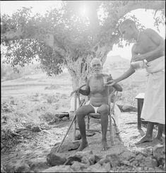 Sri Ramana Maharshi Photo Gallery 1 (SOH Series) - Sri Ramana Maharshi
