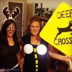 Deer in Headlights - 2013 Halloween Costume Contest