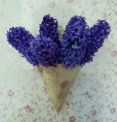 Hyacinth Purple, Flowers, Royal Icing Flowers, Flower, Viola, Florals, Floral, Blossoms