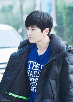 Maknae sungjong^_^