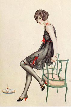 La Vie Parisienne, 1920's