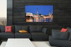 Obrazy v interiéri... Podľa čoho ich vyberať? | Štýlové Bývanie Andy Warhol, Pop Art, Flat Screen, Fotografia, Flat Screen Display