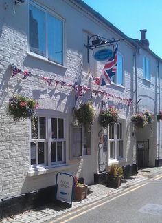 Longs Fish & Chips in king-street Bridport Dorset Excellent food