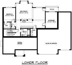 87563 basement - guest room, music studio, huge rec room.