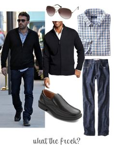What the Frock? - Affordable Fashion Tips and Trends: Guy Style: Ben Affleck