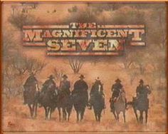 """Theme From   """"The Magnificent Seven"""" (1960) - By Elmer Bernstein - From The Motion Picture Soundtrack"""