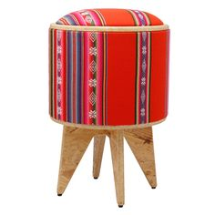 awesome bolivian looking stool!