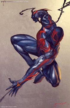 Superhero Evolution:    Spiderman   - Yanni Davros