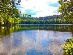 Moje ukochane jeziora