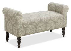 Accent and Occasional Furniture - Tulua Bench – Taupe