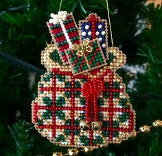 """""""Santa's Sack"""" • ®Mill Hill"""