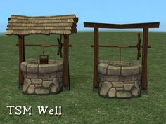 PBK: Fetch Water Crafting Station v2.0 - TSM Well
