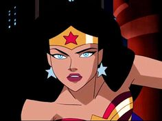 Wonder Woman | The early-'00s Justice League was created by some of the brainiacs behind Batman: The Animated Series , which explains why it was roughly one million