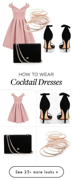 """""""Untitled #23"""" by tiarajaxkson on Polyvore featuring Chi Chi, Boohoo and Red Camel"""