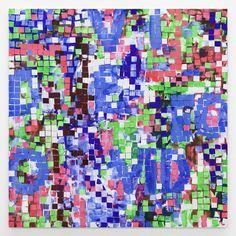 Simon Lee Gallery — Heimo Zobernig — Selected Works