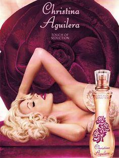 Christina Aguilera, Touch of Seduction Perfume
