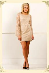Feel the Love Lace Shift Dress--website with cute clothes