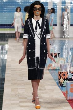 Thom Browne SS17 New York Fashion Week Trends Image via Vogue.com