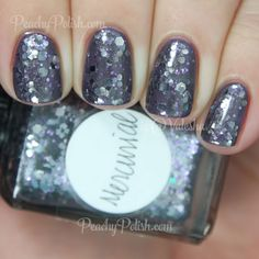 Lynnderella Mercurial | Peachy Polish