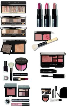 Fabulous Holiday 2013 Makeup Collection & Gift Sets from Bobbi Brown - Bobbi Brown - Cosmetics - Collection - Holiday 2013 - Must-Have Produ...