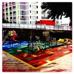 Twitter / Catannnn: Playgorund summer in HK pu