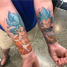 Goku Tattoo Tattoos Tattoos Z Tattoo Dragon Ball