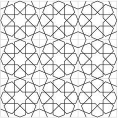 Broug Ateliers: Islamic Geometric Design [ Learn : Lesson 1 ]