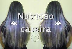 Nutrição capilar caseira - Adeus cabelos ressecados!