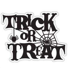 Trick Or Treat SVG cut file for scrapbooking witch svg file free svgs free svg cuts   fall clipart   Pinterest   Scrapbooking, Trick Or Treat and Digital Scrap…