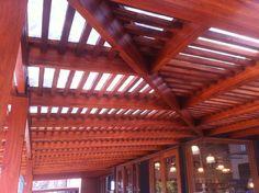 Patio Roof Idea