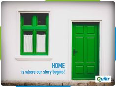 Find a home at Quikr.