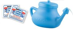 NeilMed - Free Neti Pot with Two Packets