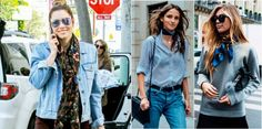 10 Ways To Tie A Scarf With Style