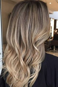 Long Dark Blonde Hair picture3