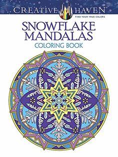 Creative Haven Snowflake Mandalas Coloring Book (Creative Haven Coloring Books) by Marty Noble http://www.amazon.com/dp/0486803767/ref=cm_sw_r_pi_dp_F-6Bvb0MHHN35